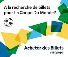 Places Coupe du Monde